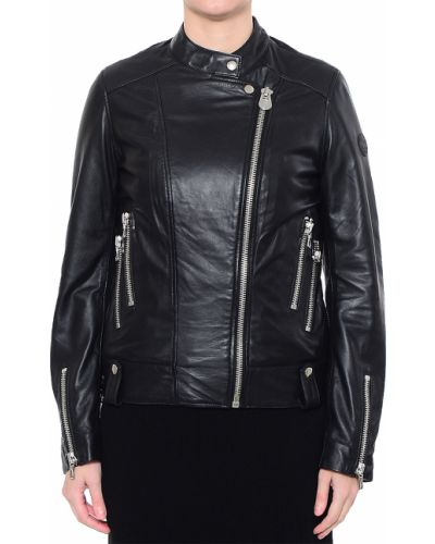 Куртка осенняя черная Colmar Originals