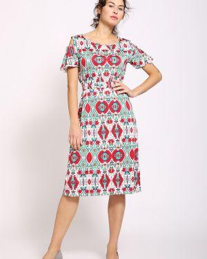 Платье из вискозы Pezzo