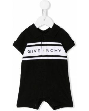 Комбинезон с воротником классический Givenchy Kids