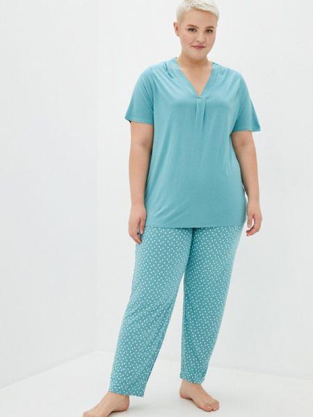 Пижама - зеленая Evans