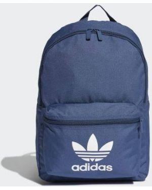 Рюкзак белый классический Adidas