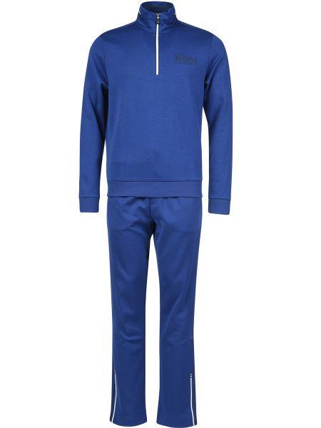 Спортивный костюм синий Hugo Boss