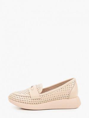 Бежевые весенние туфли Graciana