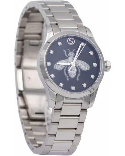 Dom srebro zegarek Gucci