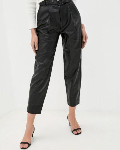 Кожаные черные брюки Twist & Tango