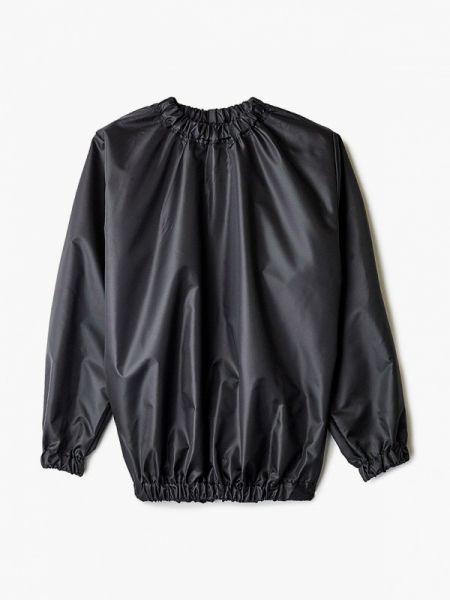 Спортивная куртка черная весенняя Spr
