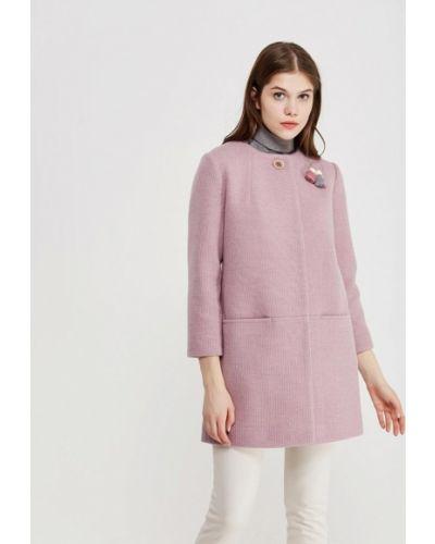 Пальто розовое летнее Ruxara