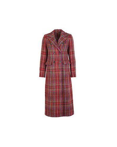 Пальто шерстяное пальто Etro