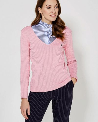Пуловер розовый турецкий Giorgio Di Mare