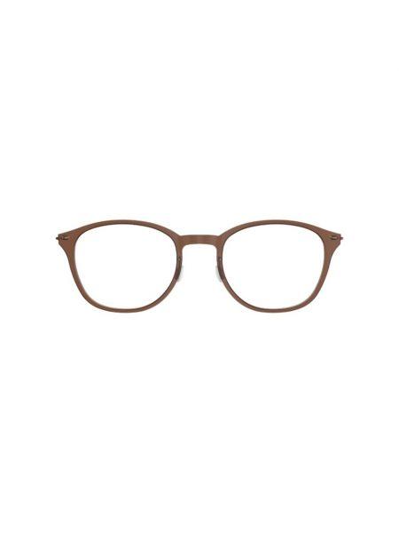 Brązowe okulary Lindbergh