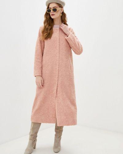 Розовое пальто Blugirl Folies