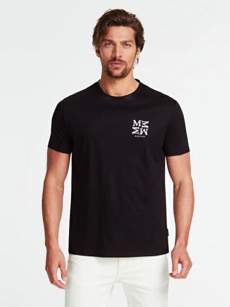 Koszula krótkie z krótkim rękawem wełniany Guess