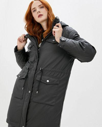 Зимняя куртка черная осенняя Karl Lagerfeld