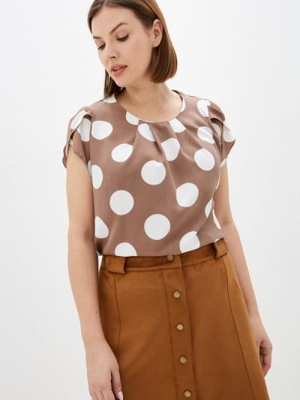 Блузка - бежевая Prewoman