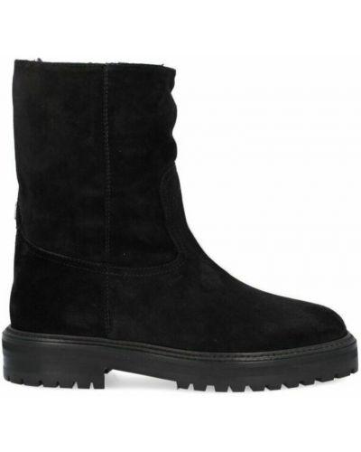Ankle boots - czarne Jimmy Choo