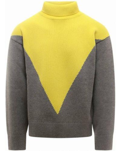 Golf - żółty Jil Sander