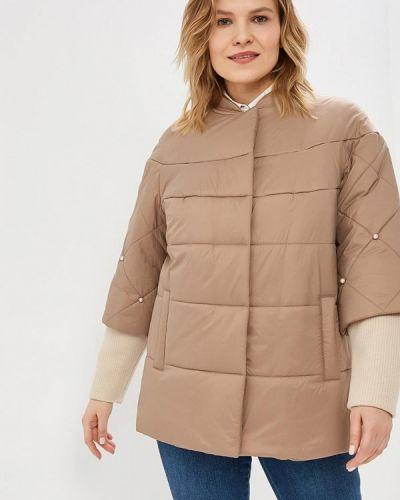 Утепленная куртка демисезонная весенняя симпатика