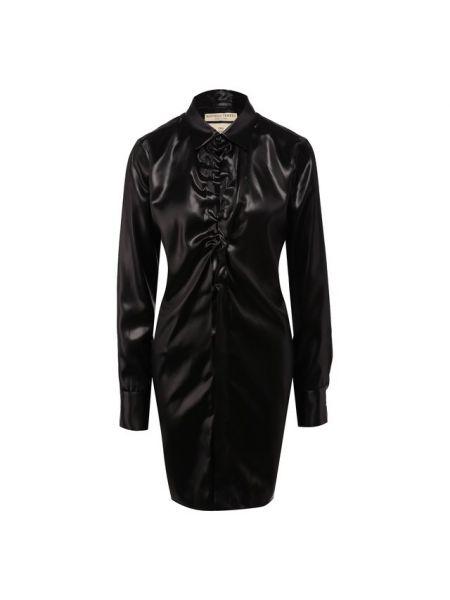 Блузка на резинке приталенная Bottega Veneta