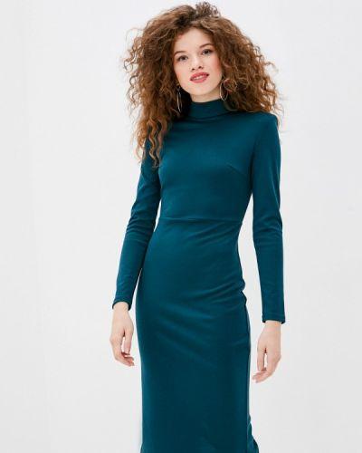 Платье - зеленое Gepur