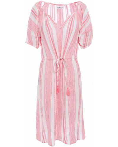 Бархатное платье - розовое Velvet By Graham & Spencer