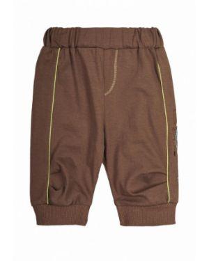 Коричневые брюки ля-ля