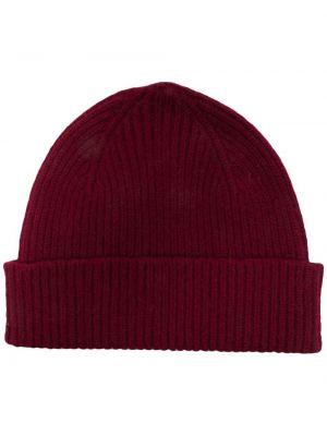 Czapka beanie - czerwona Le Bonnet