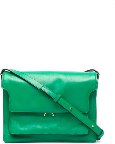 Zielona torebka Marni
