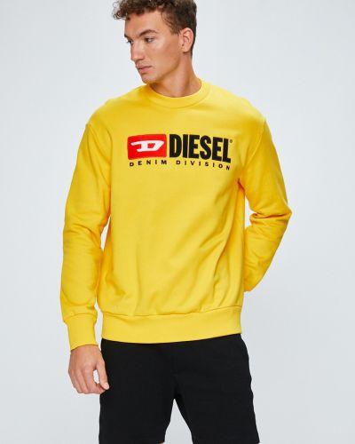Кофта с капюшоном с вырезом Diesel