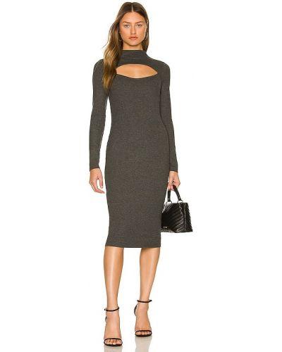 Sukienka prążkowana Bailey 44