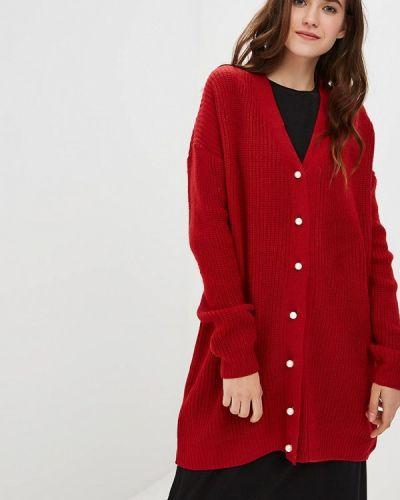 Красный кардиган Compania Fantastica