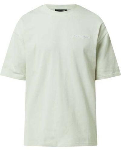 Zielona koszulka bawełniana Pegador