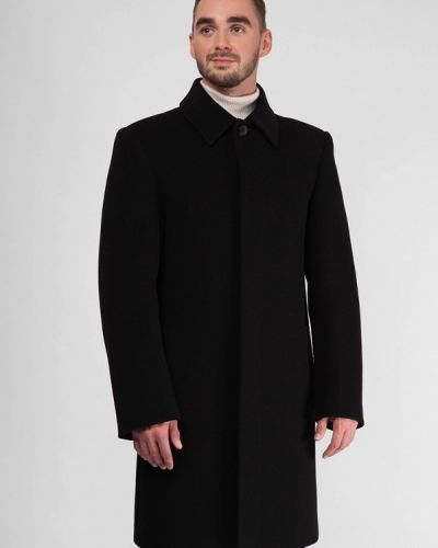 Черное пальто Sun`s House
