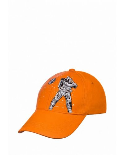 Бейсболка оранжевый Atrics