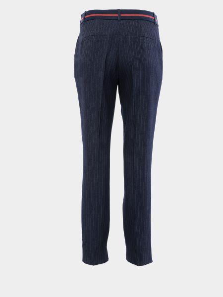 Синие брюки Mexx