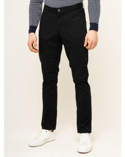 Czarne spodnie materiałowe Michael Michael Kors