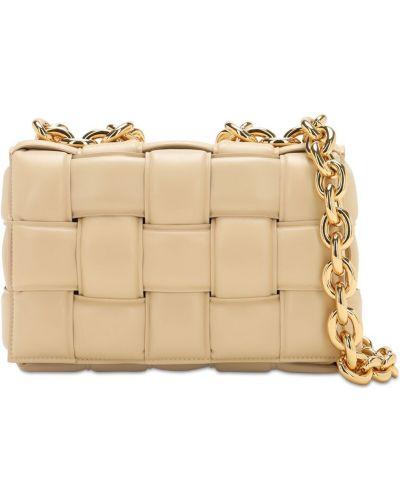 Мягкая сумка на цепочке Bottega Veneta