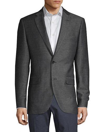 Костюмный льняной костюм с подкладкой Boss Hugo Boss