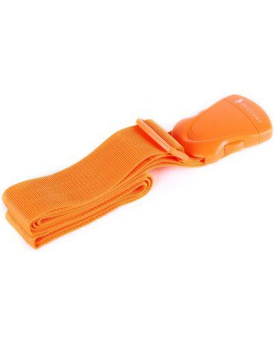 Оранжевый ремень Puccini