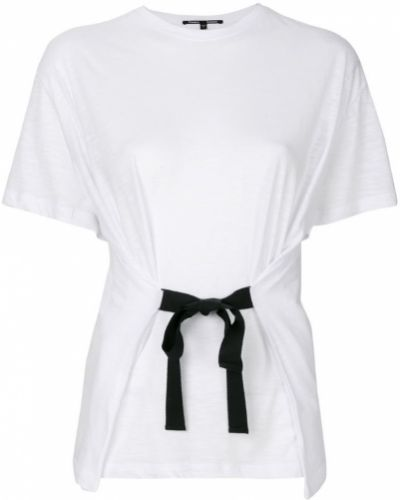 футболка на завязках спереди Proenza Schouler