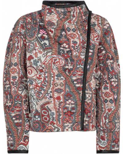 Хлопковая ватная куртка Isabel Marant