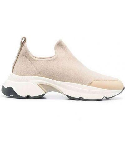 Białe sneakersy Fabiana Filippi