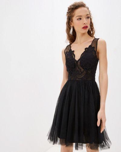 Вечернее платье - черное Soky & Soka