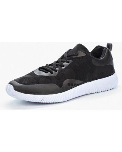 Черные кроссовки Elong