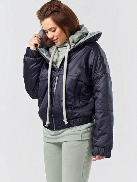 Утепленная куртка демисезонная весенняя Fly