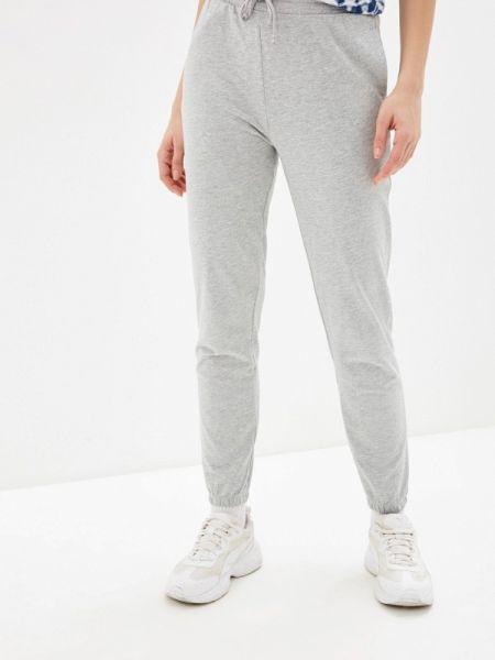 Спортивные брюки серые весенний Tezenis