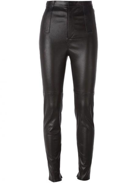 Skórzany legginsy wysoki wzrost Givenchy