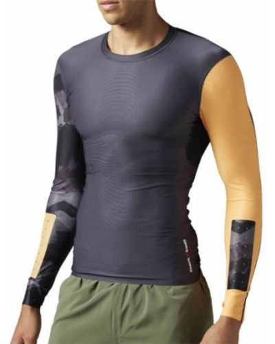 Футболка футболка-сетка компрессионная Reebok