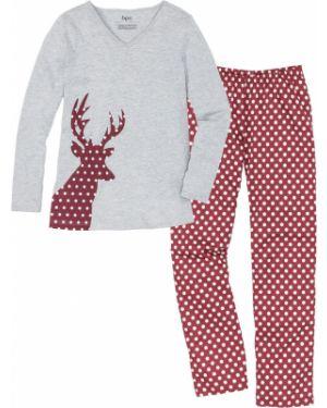 Пижама пижамный Bonprix