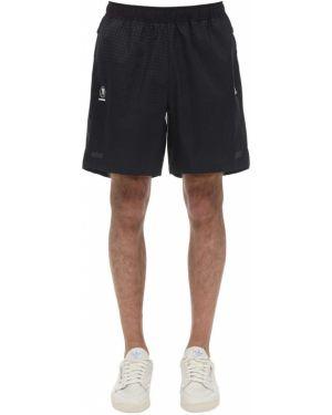 Czarne krótkie szorty Adidas Originals Statement