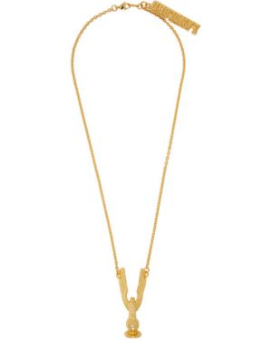 Ожерелье золотой Landlord